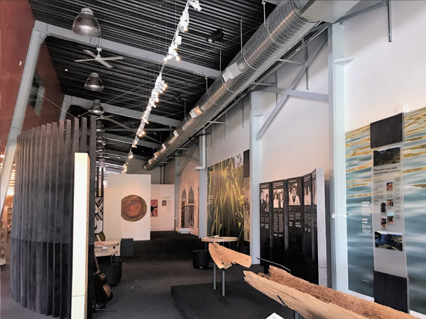 Te Awahou Nieuwe Stroom Museum, Foxton