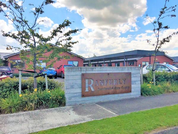 Ranfurly Manor Rest Home, Feilding